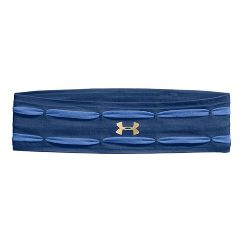 Womens Under Armour Perfect Headband Headwear - Indigo