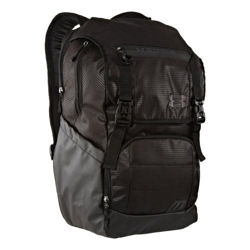 Under Armour Ruckus Backpack Bags - Black/Black