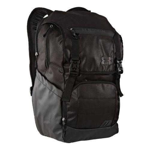 Under Armour Ruckus Backpack Bags - Black/Black