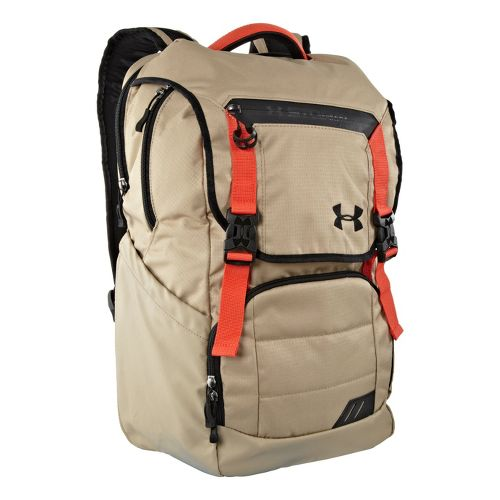 Under Armour Ruckus Backpack Bags - Canvas/Black