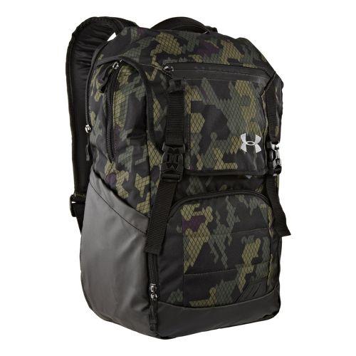 Under Armour Ruckus Backpack Bags - Rough/Black