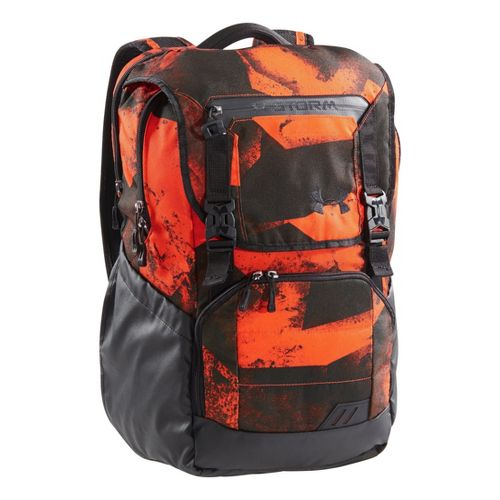 Under Armour Ruckus Backpack Bags - Volcano