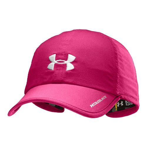 Womens Under Armour Shadow Cap Headwear - Gloss/Gloss