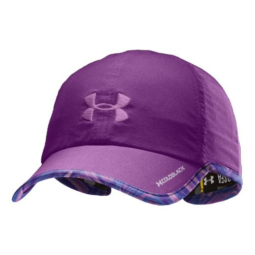 Womens Under Armour Shadow Cap Headwear - Pride/Exotic Bloom