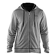 Mens Under Armour Tech Fleece Full Zip Hoody Running Jackets