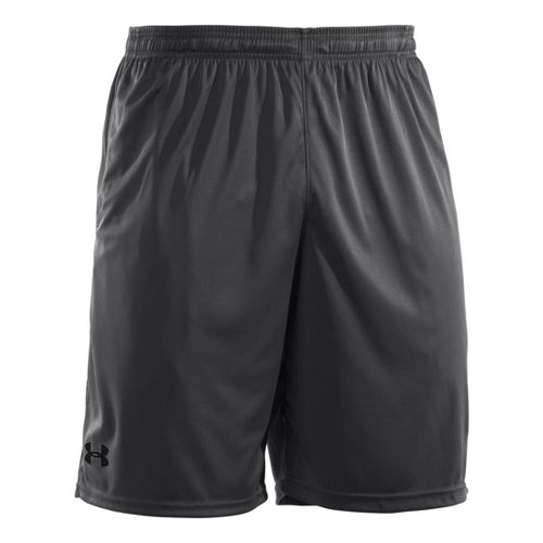 Mens Under Armour Micro Unlined Shorts - Graphite/Black S
