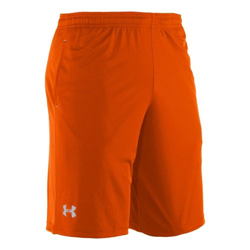 Mens Under Armour Micro Unlined Shorts - Vivid/Aluminum L