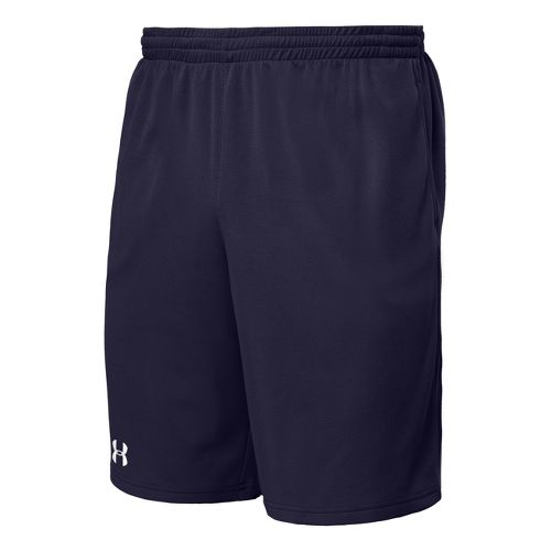 Mens Under Armour Flex Unlined Shorts - Midnight Navy/White L
