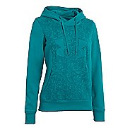 Womens Under Armour Fleece Storm Eclipse Big Logo Warm-Up Hooded Jackets