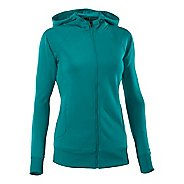 Womens Under Armour Fleece Storm Full Zip Warm-Up Hooded Jackets