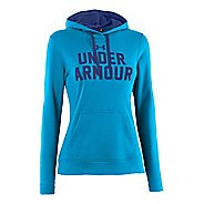Womens Under Armour Battle Warm-Up Hooded Jackets