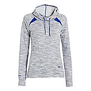 Womens Under Armour Charged Cotton Storm Marble Hoody Warm-Up Hooded Jackets