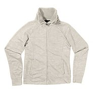 Womens Under Armour Charged Cotton Storm Marble Sherpa Full Zip Warm-Up Hooded Jackets