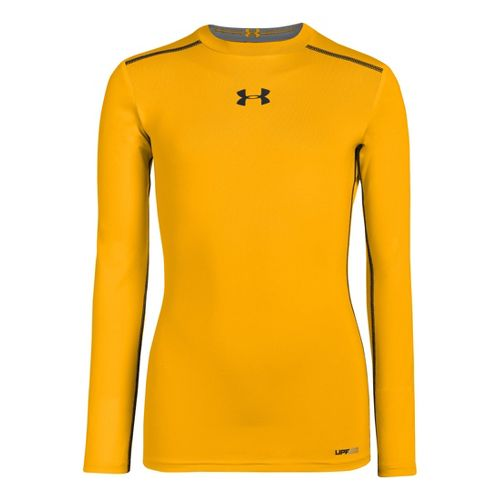Children's Under Armour�Boys HeatGear Sonic Fitted Longsleeve