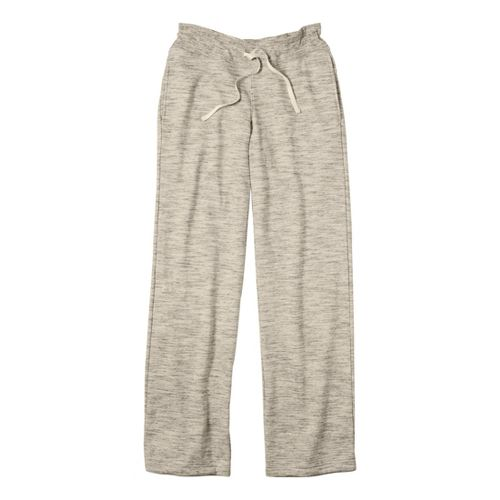 Womens Under Armour Charged Cotton Storm Marble Full Length Pants - Tusk/Tusk XS