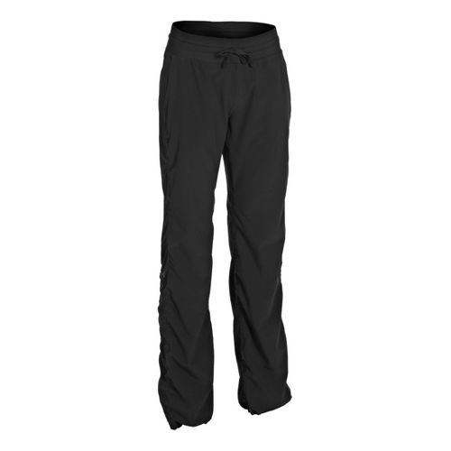 Womens Under Armour Icon Full Length Pants - Black/Reflective XL