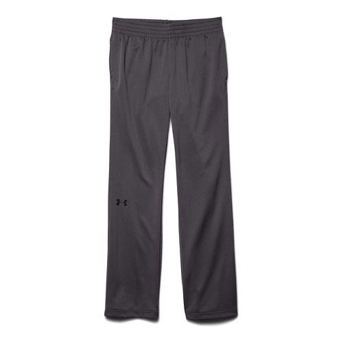Womens Under Armour Craze Full Length Pants - Phantom Gray S