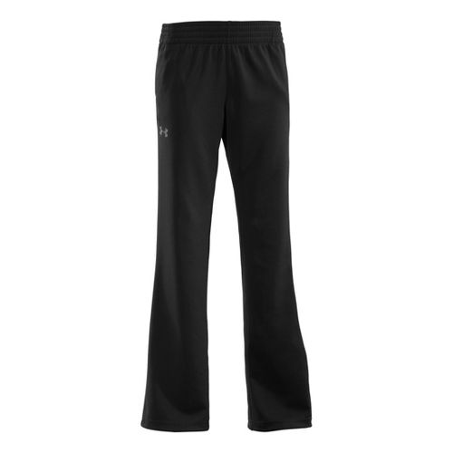 Womens Under Armour Craze Full Length Pants - Black/Graphite L