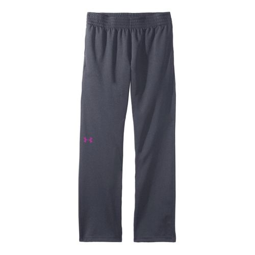 Womens Under Armour Craze Full Length Pants - Lead/Strobe S