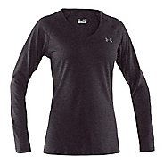 Womens Under Armour Tech Long Sleeve No Zip Technical Tops