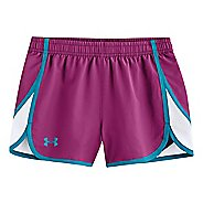 "Kids Under Armour Girls Escape 3"" Lined Shorts"