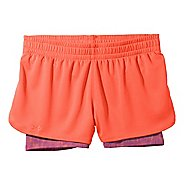 Womens Under Armour 2-in-1 Shorts