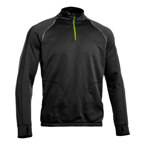 Mens Under Armour Coldgear Infrared 1/4 Zip Warm-up Jacket Long Sleeve Technical Tops - ...