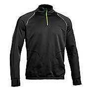 Mens Under Armour Coldgear Infrared 1/4 Zip Warm-up Jacket Long Sleeve Technical Tops