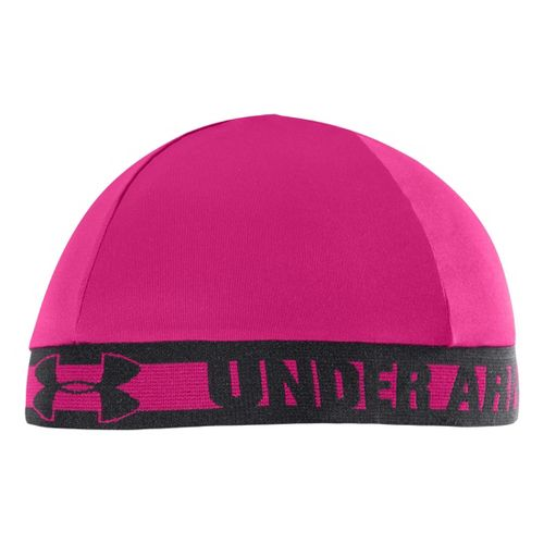 Mens Under Armour Original Skull Cap Headwear - Tropic Pink