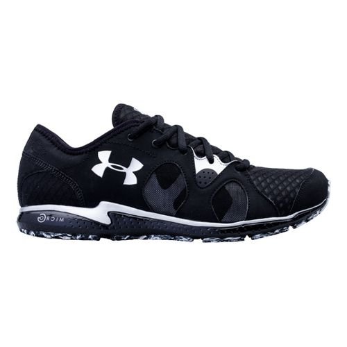 Mens Under Armour Micro G Neo Mantis Running Shoe - Black 14