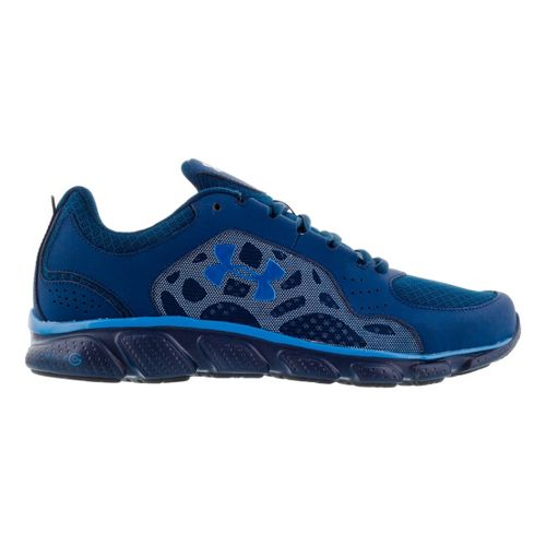 Mens Under Armour Micro G Assert IV Running Shoe - Academy 15