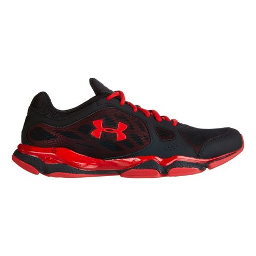 Mens Under Armour Micro G Pulse TR Cross Training Shoe - Black 12.5