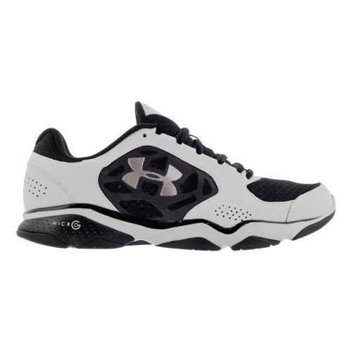 Mens Under Armour TR Strive IV Cross Training Shoe - White 11