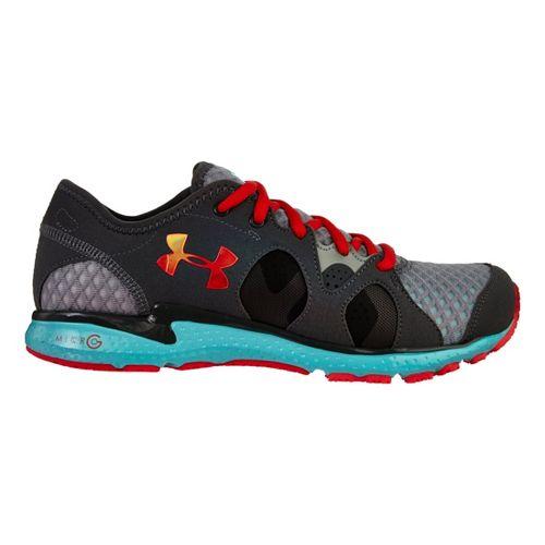 Womens Under Armour Micro G Neo Mantis Running Shoe - Steel 5.5