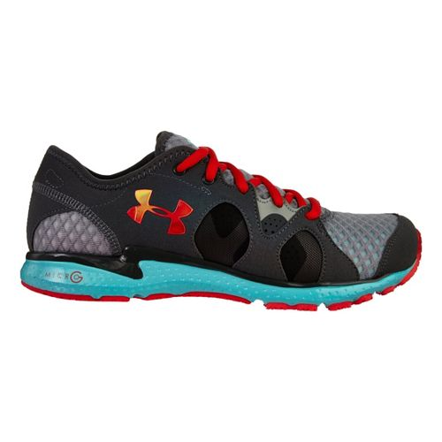 Womens Under Armour Micro G Neo Mantis Running Shoe - Steel 9.5