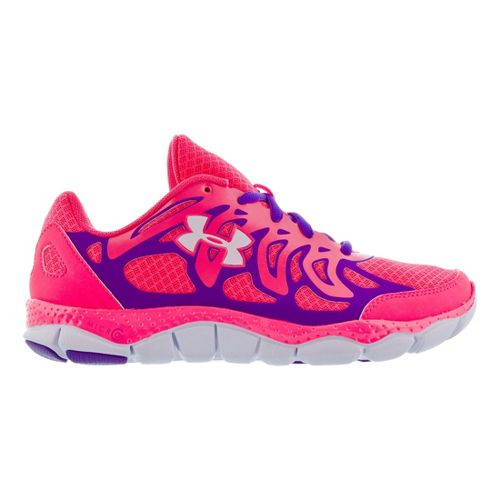 Womens Under Armour Micro G Engage Running Shoe - Neo Pulse 6.5