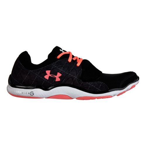 Womens Under Armour Micro G Renegade Cross Training Shoe - Black 5.5