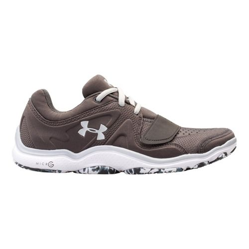 Womens Under Armour Micro G Renegade Cross Training Shoe - Charcoal 6.5