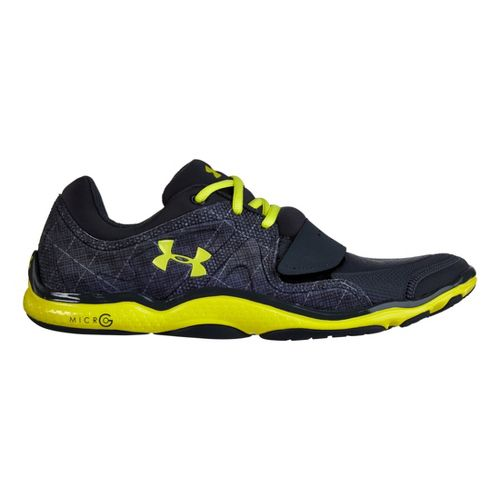 Womens Under Armour Micro G Renegade Cross Training Shoe - Faded Ink/White 8.5