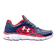 Kids Under Armour Boys GS Micro G Assert IV Running Shoe