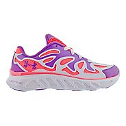 Kids Under Armour Girls PS Micro G Spine Evo Running Shoe