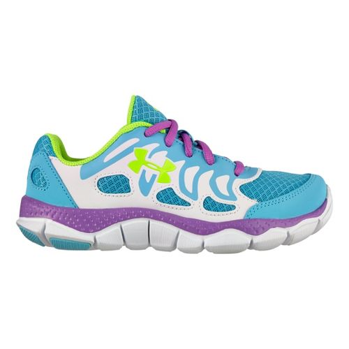 Kids Under Armour Girls PS Engage Running Shoe - Cruise 12.5