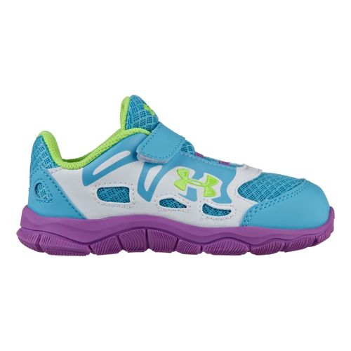 Kids Under Armour Girls Infant Engage Running Shoe - Cruise 9