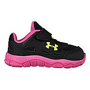 Kids Under Armour Girls Infant Engage Running Shoe