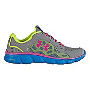 Kids Under Armour Girls GS Micro G Assert IV Running Shoe