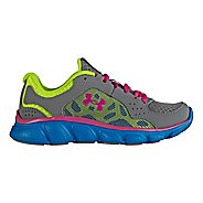 Kids Under Armour Girls PS Assert IV Running Shoe