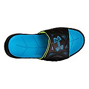 Kids Under Armour Boys Spine II SL Sandals Shoe