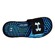 Kids Under Armour Boys Ignite Illusion III SL Sandals Shoe