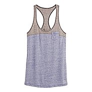 Womens Under Armour UA Charged Cotton Legacy Tanks Technical Tops