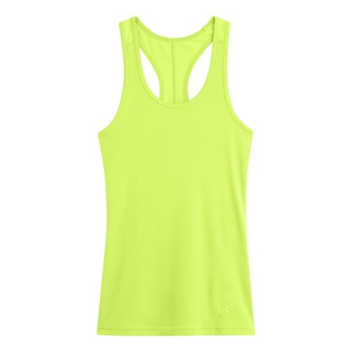 Womens Under Armour UA Victory Tank Technical Tops - X-Ray L